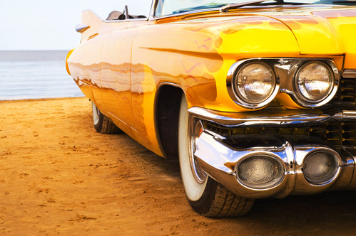 How to Choose the Right Paint for Your Classic Car