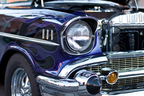 How to Choose the Best Among Classic Car Paint Shops in Orange County, CA