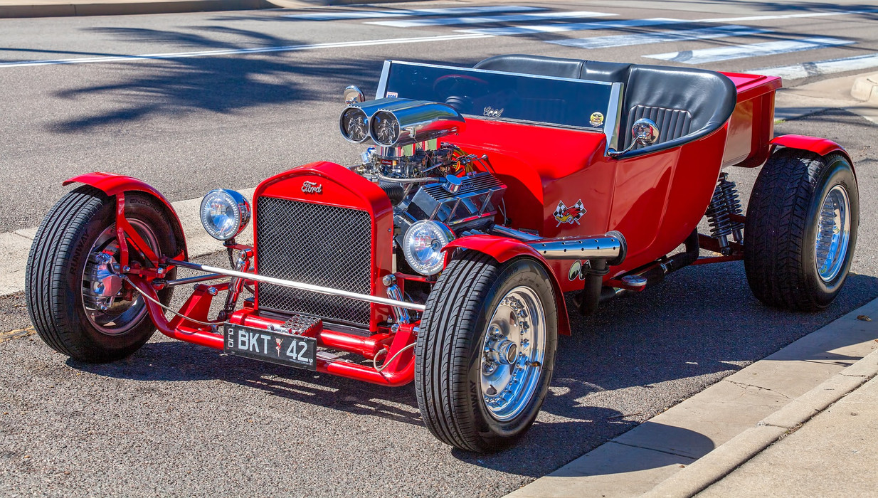 Everything You Ever Wanted to Know About Hot Rod Paint Jobs