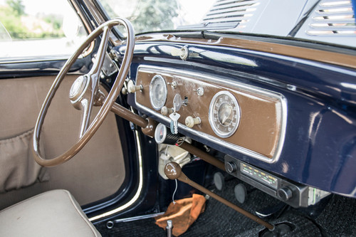 How to Keep Vermin from Wreaking Havoc inside Your Classic Car This Winter?