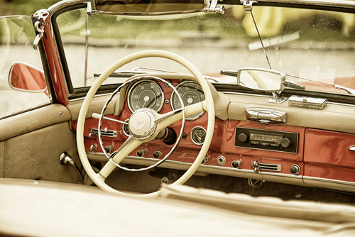 Classic Car Restoration OC: How to restore your Car's Interior on a Budget