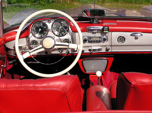 Routine Maintenance for Your Classic Car's Upholstery and Fabric