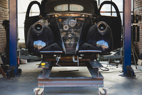 Is it difficult to restore a classic car
