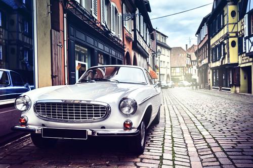 Where can I store a classic car