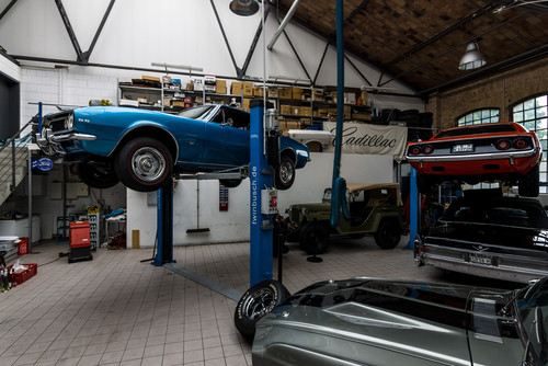 How to protect your classic car from the sun