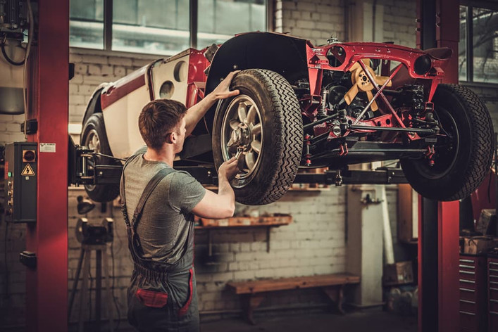 5 Benefits of Air Suspension