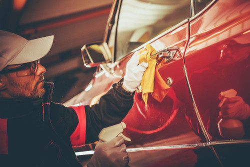 The Secrets of Classic Car Paint Restoration