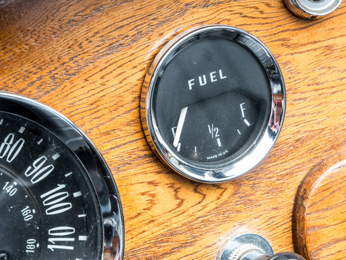 Having Issues with Your Old-Timer's Fuel Gauge?