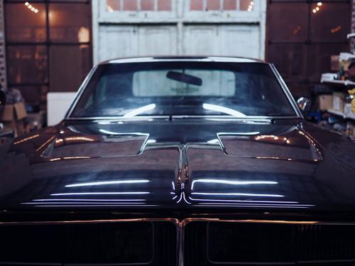 How do you store a classic car?