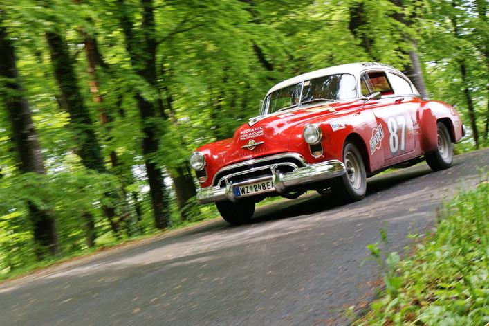 Classic American Muscle Cars – Crème De La Crème