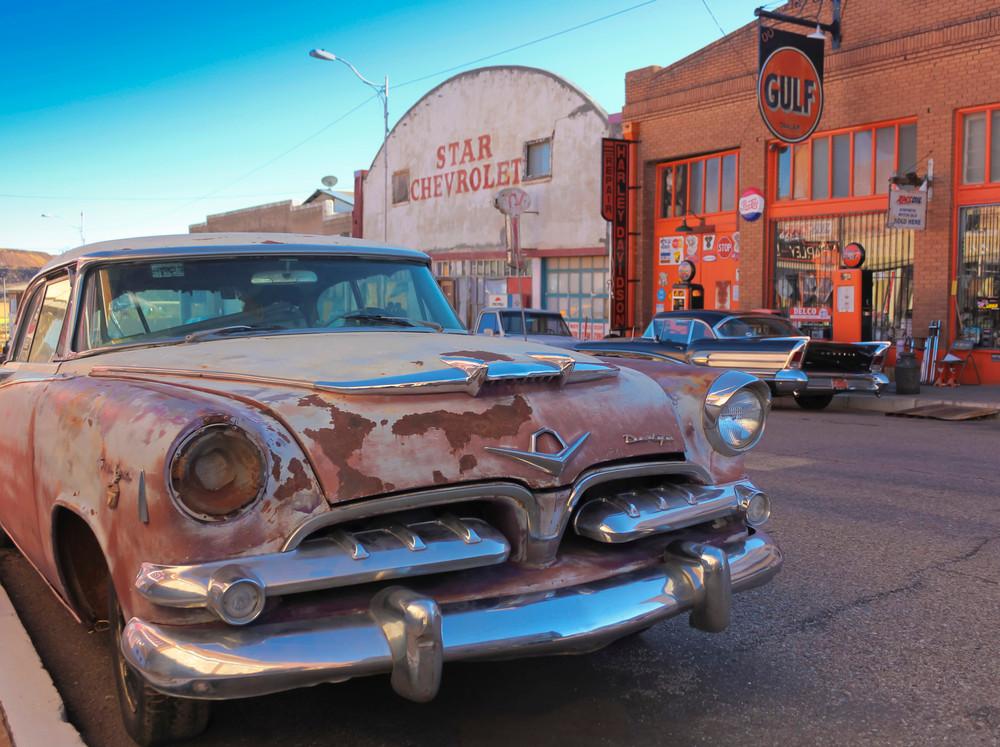rusted old classic car 69 camaro air ride suspension