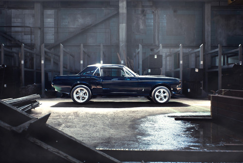 What is the Best Way to Remove Classic Car Paint?