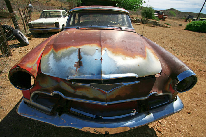 Basket Case Classic Cars: Are They Worth Restoring?