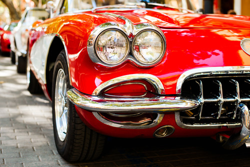 Stripping Paint from a Classic Car: All You Need to Know