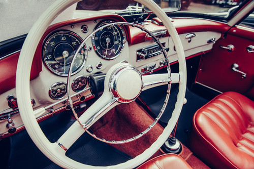 Classic Car Interior Repair: Best Practices for Vintage Car Interior Restoration