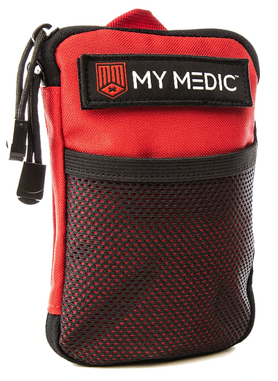 MY MEDIC - The Solo | First Aid Kit | Advanced