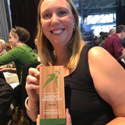 National Trust NSW Heritage Awards Winner 2021