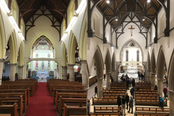 Bathurst Cathedral Before After