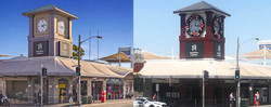 Leichhardt Marketplace Stage 1 Before/After