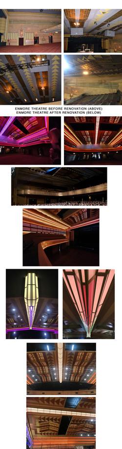 Enmore Theatre Renovations