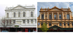 Centrepoint Arcade, Orange Before/After