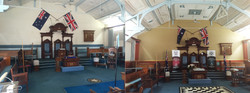 Bexley Freemasons Lodge Stage 1 Before/After