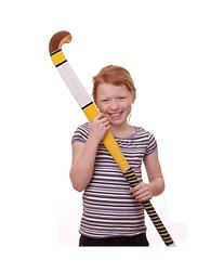 Field Hockey Player Girl.png