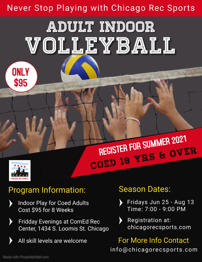 CRS Adult Volleyball Flyer Summer 2021.j
