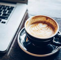 את, אני והקפה-שיחת ליווי מרחוק