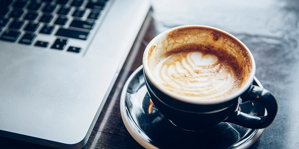 Virtual Coffee Morning 1/9