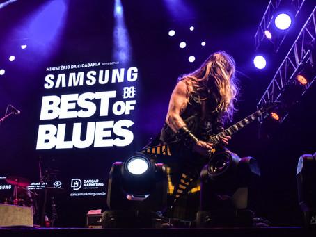 "SAMSUNG BEST OF BLUES 2019: UM ""VOODOO"" DE SONORIDADES"