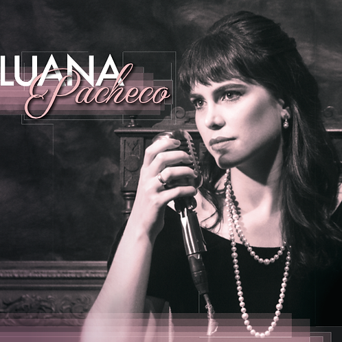 LUANA PACHECO -1º CD SINGLE