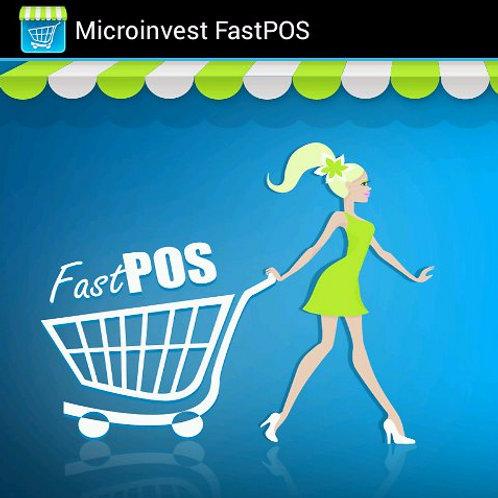 ПО Microinvest FastPOS для Android (1 месяц)