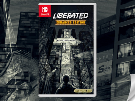 PRESS RELEASE: Liberated North American for Nintendo Switch