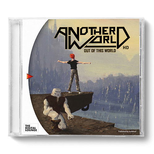 Another World 20th Anniversary (Sega Dreamcast)