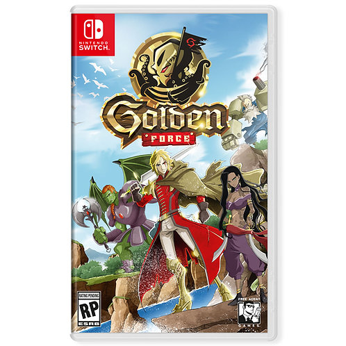 Golden Force - Standard Edition [Nintendo Switch]