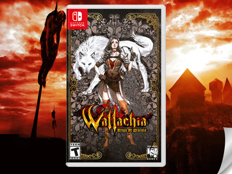 PRESS RELEASE: Wallachia - Reign of Dracula North American for Nintendo Switch