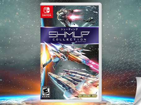PRESS RELEASE: Shmup Collection North American for Nintendo Switch