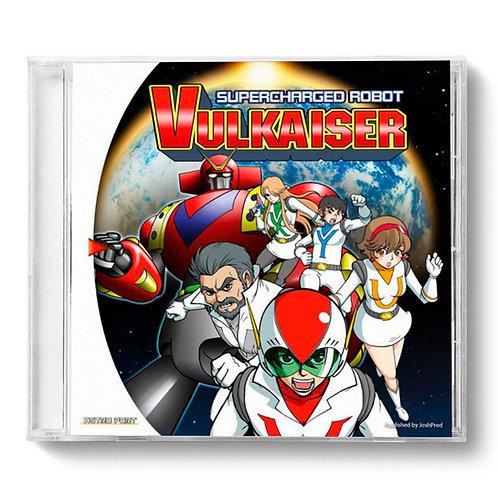 Supercharged Robot Vulkaiser (Sega Dreamcast)