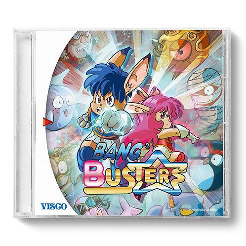 Bang² Busters (Sega Dreamcast)