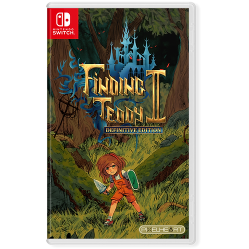 Finding Teddy 2 [Nintendo Switch]