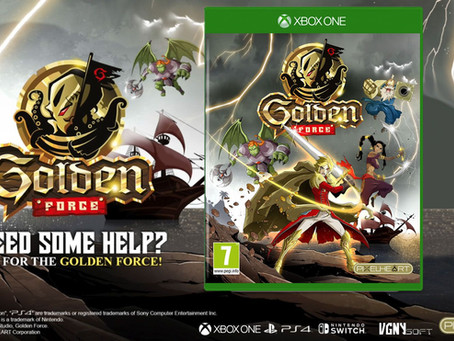 Golden Force for Xbox One now available for PRE-SALE!