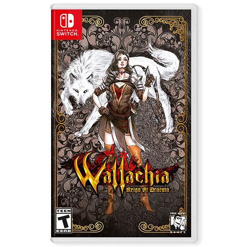 Wallachia Reign of Dracula [Nintendo Switch]