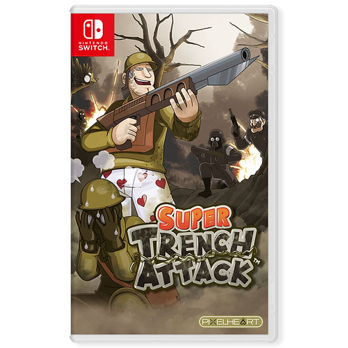 Super Trench Attack [Nintendo Switch]
