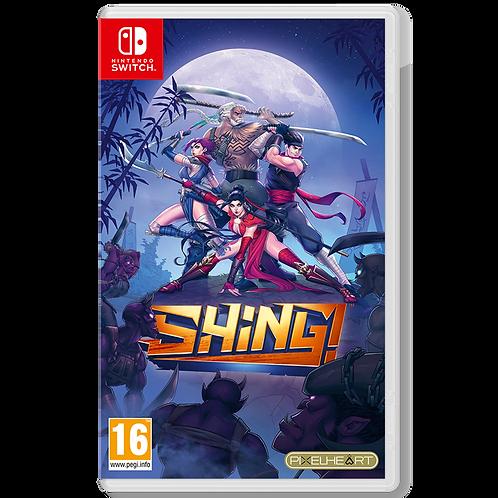 Shing! - Standard Edition [Nintendo Switch]