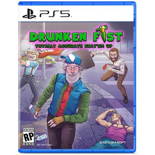 Drunken Fist [PlayStation 5]