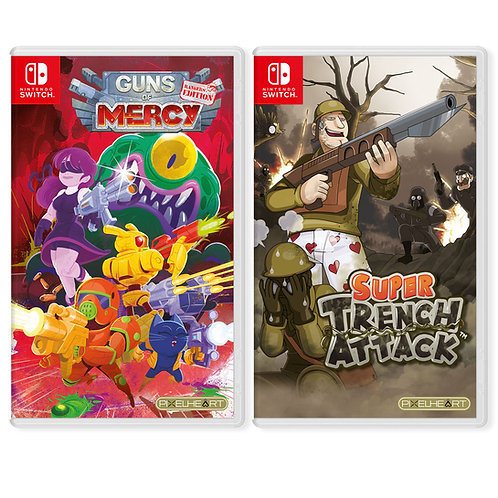 VGNYsoft 004 & 005 BUNDLE [Nintendo Switch]