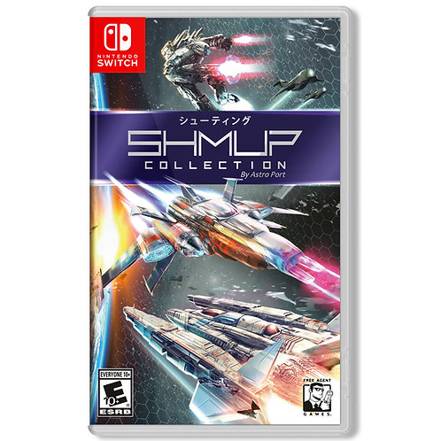 SHMUP Collection [Nintendo Switch] BONUS OFFER