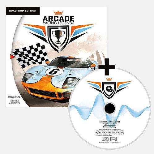 Arcade Racing Legends - Road Trip Edition (Sega Dreamcast)