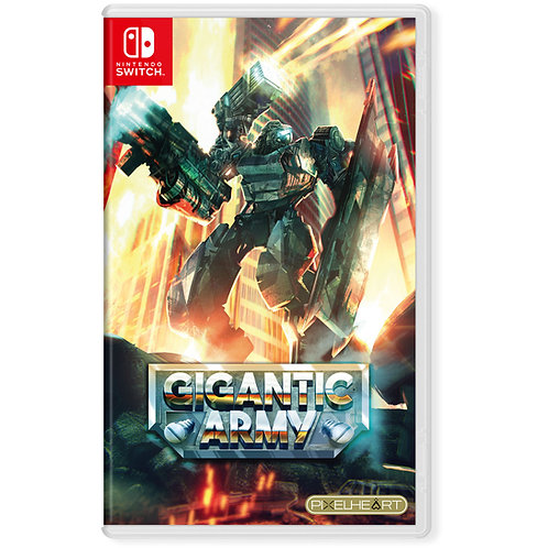 GIGANTIC ARMY [Nintendo Switch]